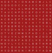 Word search of Jesus' names